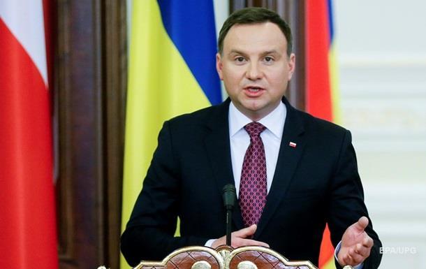 Глава Польщі пожертвував свої органи після смерті