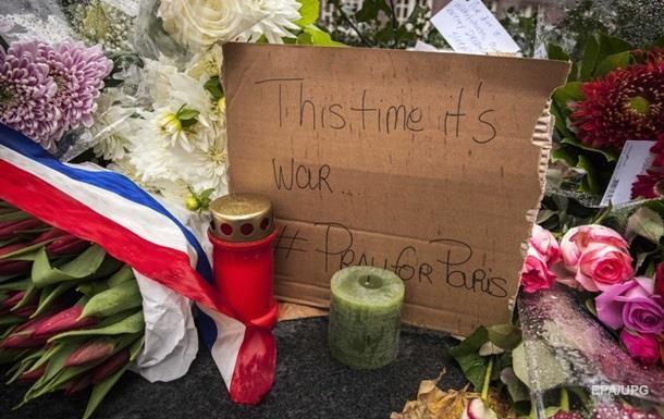 ИГ показало участников терактов в Париже
