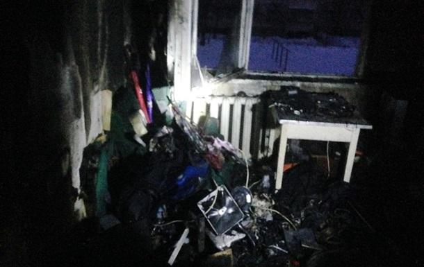 Пожар в жилом доме в Черкассах: погиб мужчина