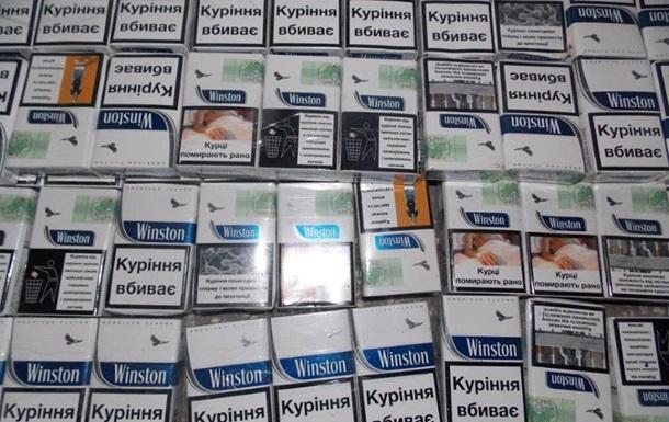 Москаль заявил об аресте главного контрабандиста сигарет