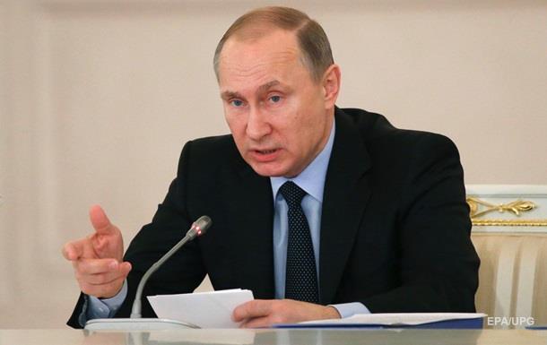 Путин высказался о захоронении Ленина