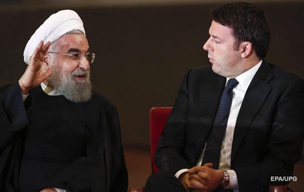 Президент Ирана заключил в Италии контракты на $17 млрд