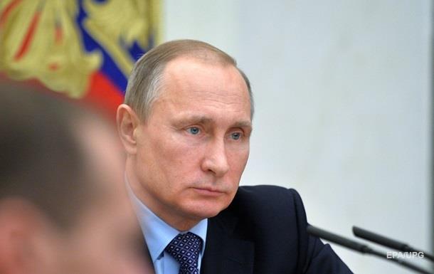 Кремль: Пусть США докажут обвинения против Путина