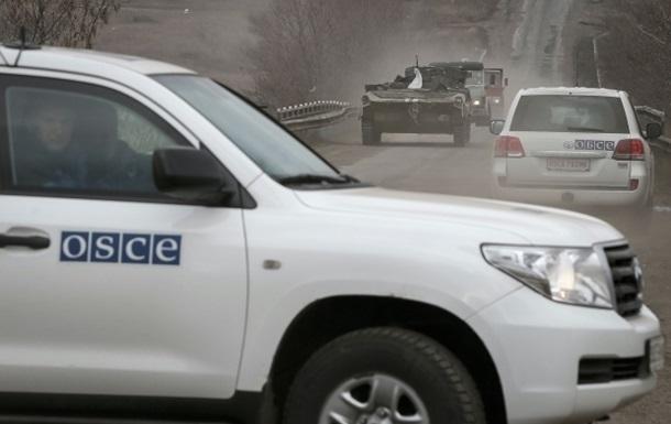 Наблюдатели ОБСЕ нашли село, где прячут вооружение