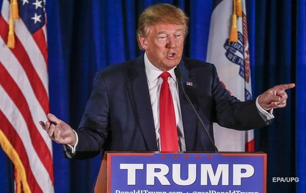 Трамп готовий відмовитися від теледебатів