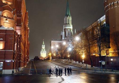 Красная площадь: полиция, разгон и реанимация. Что с Путиным?
