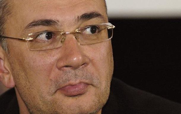 В Киеве угнали Lexus Меладзе - СМИ