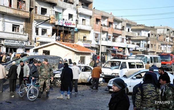 В сирийском Хомсе прогремел новый взрыв - СМИ