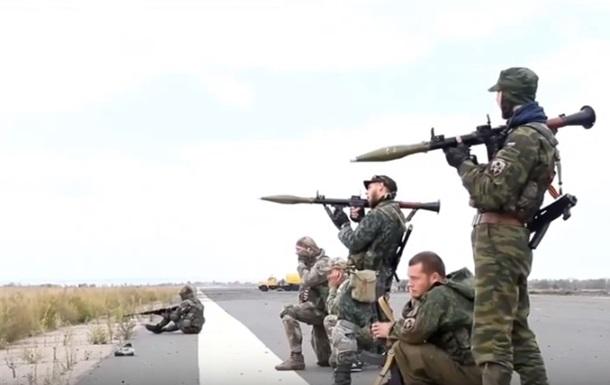 СБУ сняла фильм о ликвидированной разведгруппе ЛНР
