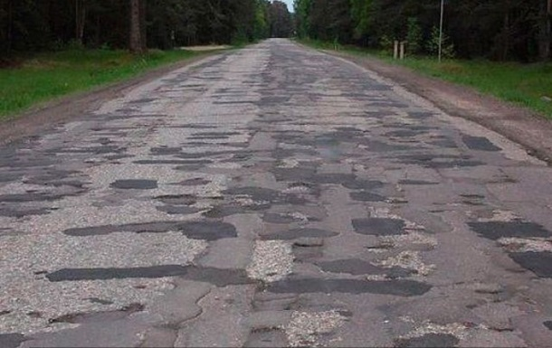 Мінінфраструктури: Українські дороги зношені на 80%