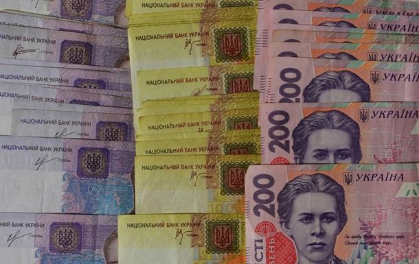 Середня зарплата в Україні виросла на 700 гривень