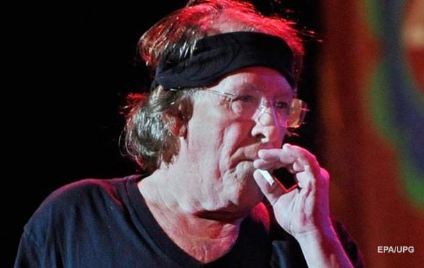 Скончался основатель группы Jefferson Airplane