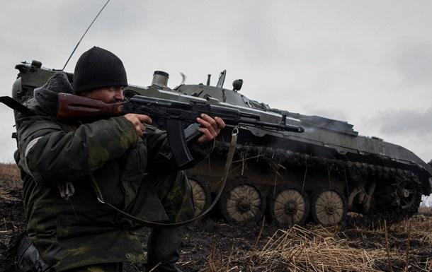 АП: Сепаратисти використовують важке озброєння