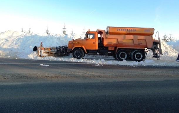 Трасса на Кишинев закрыта для грузовиков