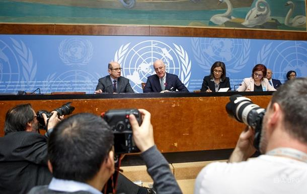 В ООН пролили свет на переговоры по Сирии