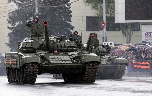 ОБСЕ: Сепаратисты прячут в Коминтерново 40 танков