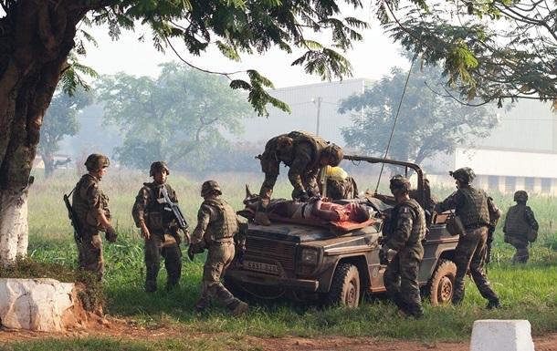 Солдат из Грузии и Франции подозревают в изнасиловании малолетних в Африке