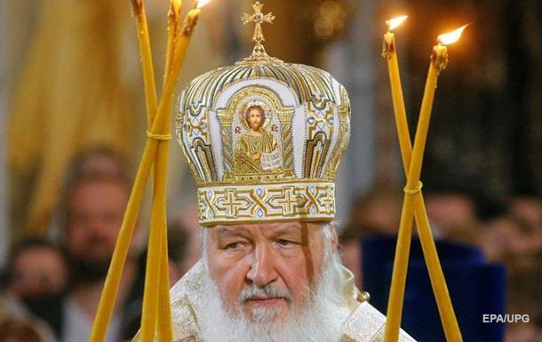 Патриарх Кирилл назвал главную проблему властей Украины