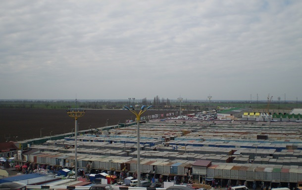 Рейдерская атака на  7 километр : подробности захвата рынка