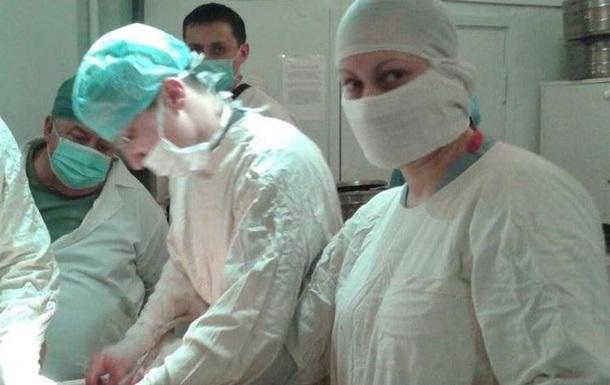 В зоне АТО прекратил работу волонтерский госпиталь