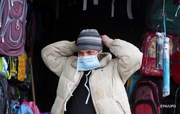 Семеро людей померли в Грузії від свинячого грипу