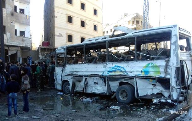 Итоги 31 января: Теракт в Сирии, награда Ди Каприо
