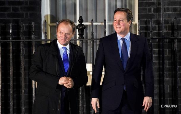 На переговорах Великобритании с ЕС достигнут прорыв