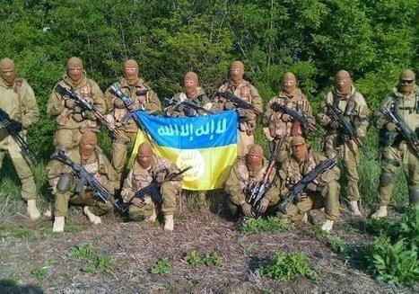 О плане Украины по войне с ИГИЛ и Россией