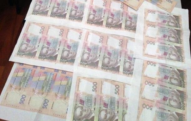 У Запоріжжі шахрай  згодував  банкомату 10 тисяч фальшивих гривень