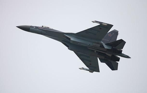 Москва: Су-35С літають в Сирії ще з минулого тижня