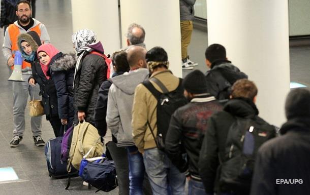 Мигранты устроили беспорядки в шведском приюте