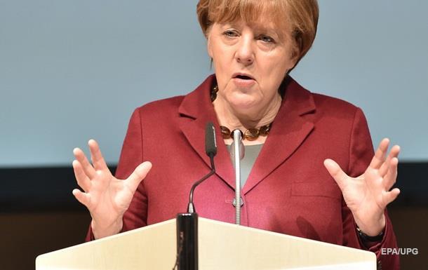 Меркель: Санкции против РФ будут продлены