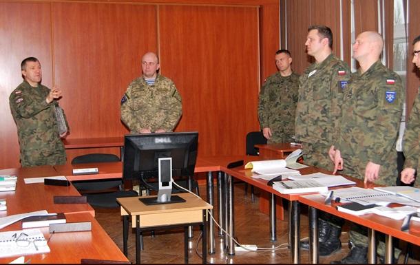 В Польше стартовали военные учения Brave Band