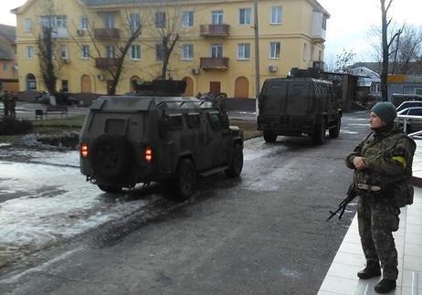 Донбасс - невидимая миру жертва