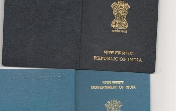 В  Борисполе  задержали индусов с поддельными паспортами моряков