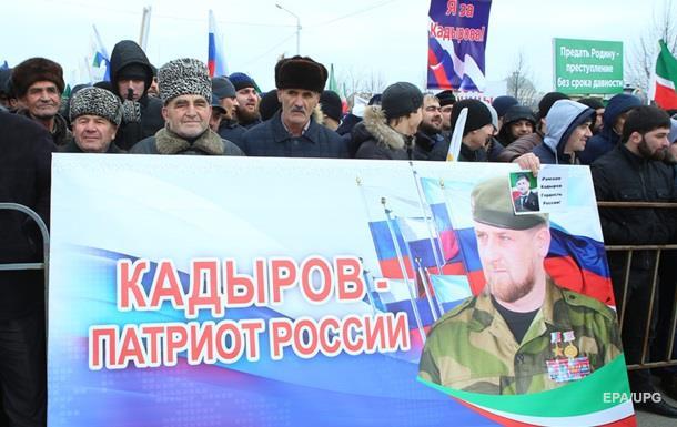 В ЕС шокированы  отвратительными  угрозами Кадырова