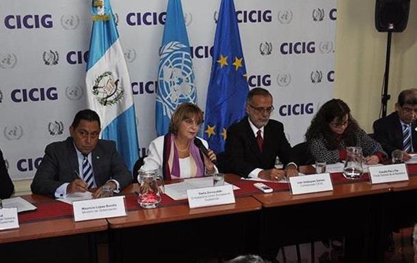 США рекомендует Украине бороться с коррупцией по примеру Гватемалы