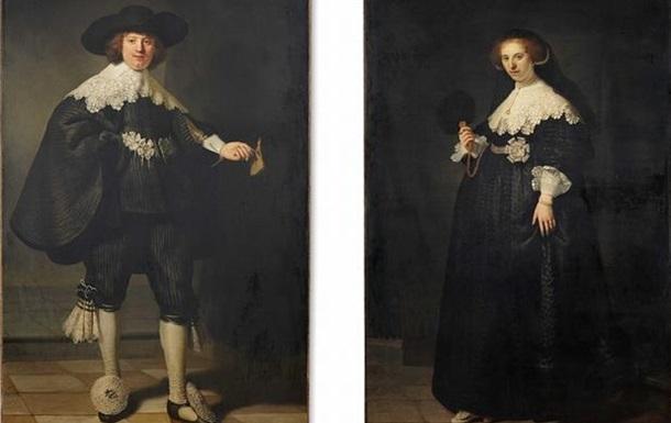 Франция и Голландия купили Рембрандта у Ротшильдов