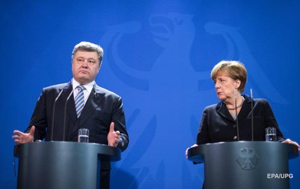 Обзор ИноСМИ: как Порошенко съездил в Берлин