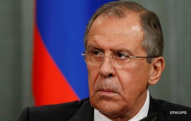Лавров назвал условия завершения операции в Сирии
