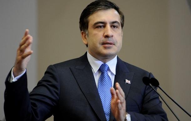 Саакашвили поддержал обвинения Абромавичуса против властей