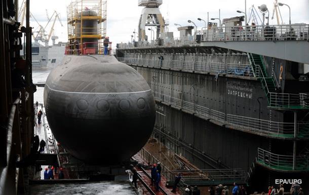 У НАТО занепокоїлися активністю підводних човнів Росії