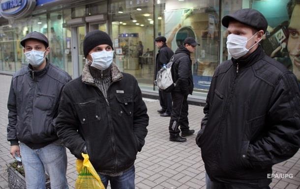 В Киеве от гриппа умерли 37 человек