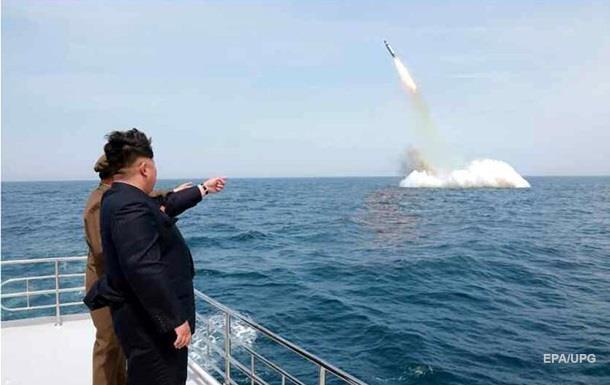 Северная Корея запустит боевую ракету - СМИ