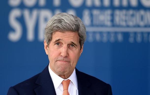 Керри призвал Асада и РФ не атаковать мирных сирийцев