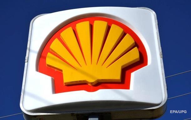 Прибуток нафтового гіганта Shell впав на 87%