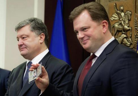 Порошенко - латифундист нашего времени, или О назначении Мельничука губернатором