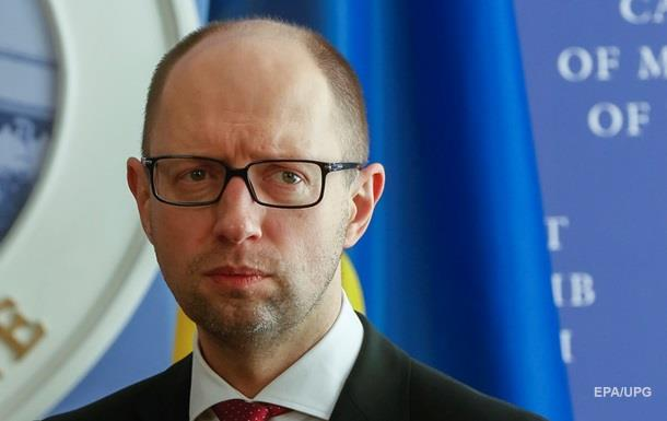 Яценюк хочет готовить план работы Кабмина на год
