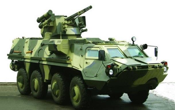 В Харькове будут выпускать обновленные БТР