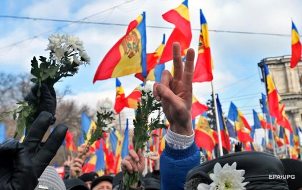 Молдова: оппозиция дала властям месяц на раздумье